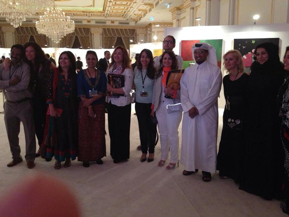 9 doha, qatar 2013